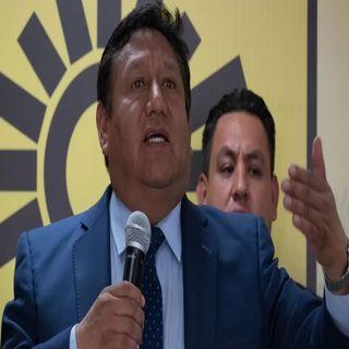 Confirman que alcalde de Tultepec falleció por infarto al miocardio
