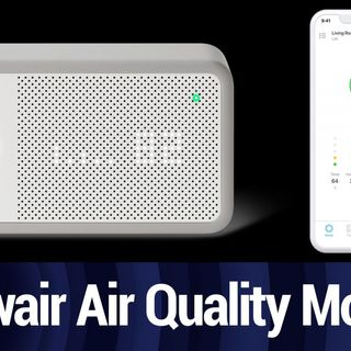 Monitor Home Air Quality With Awair | TWiT Bits