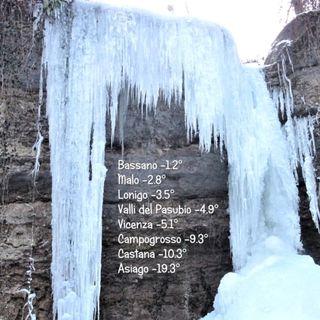 Previsioni meteo  12-14 gennaio. Continua la fase molto fredda e stabile