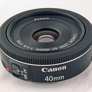 Objetivos de focal fija