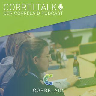 CorrelTalk Intro & CorrelAid Meetup Cast