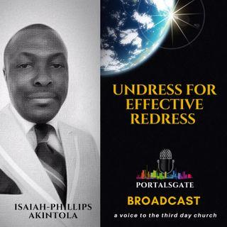 UNDRESS FOR REDRESS.  Part 3