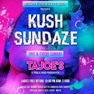BOBBY KUSH X RAS DARRY PRESENTS KUSH SUNDAZE 2019 DANCEHALL PROMO KUSHTAPE