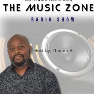 The MusicZone hosted by Thomas B. 3-27-20