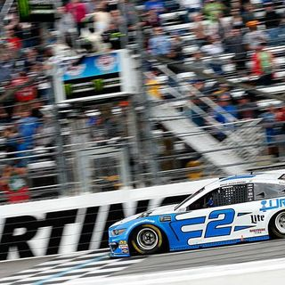 NASCAR Around the Curb: Post-Race for the STP 500 at Martinsville