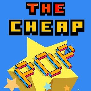 The Cheap Pop Podcast Ep.49 (Split & Falcon and the WS)