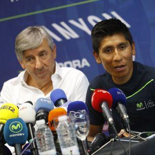 Tras semana 1 Tour de Francia- Declaraciones Nairo Quintana