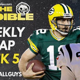 The Audible - Week 5 RECAP - Fantasy Football 2021