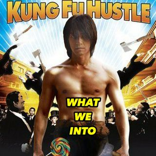 KUNGFU HUSTLE Re-Review + DOOM PATROL + BOB DYLAN'S ROLLING THUNDER REVUE