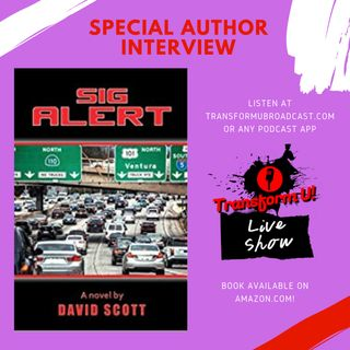 Episode 35: Author Interview with David Scott