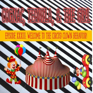 Welcome To The Circus! Clown Behavior!
