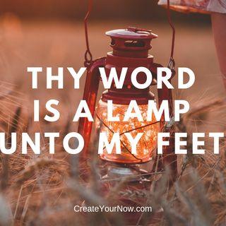 1394 Thy Word Is A Lamp Unto My Feet