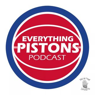 Everything Pistons Podcast: The Mitten Minute Pistons Training Camp Talk