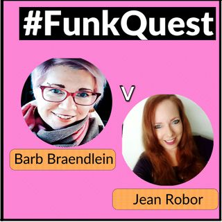 FunkQuest - Season 3 - semi final 2 - Barb Braendlein v Jean Robor