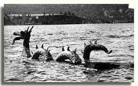 Mythical Creatures- Loch Ness Creatures