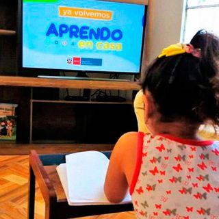 Cristina Díaz Estrada: Estrategias para los pequeños que toman clases a través de la tv