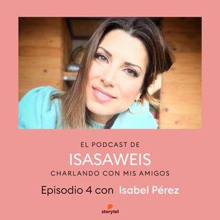Charla con Isabel Pérez