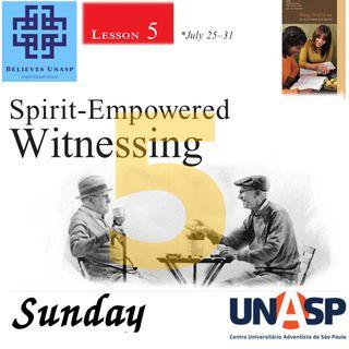 720 - Sabbath School - 26.Jul Sunday