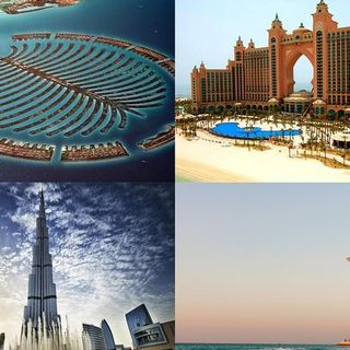 Book Two Days Dubai City Tours