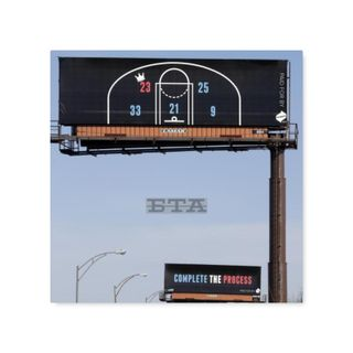 The guy(s) behind the LeBron Billboards in Cleveland on #MustWatchRadio