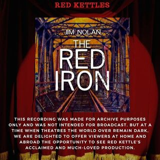 "Pádraig Ó Griofa discusses the live streaming of ""The Red Iron"" this Sunday"