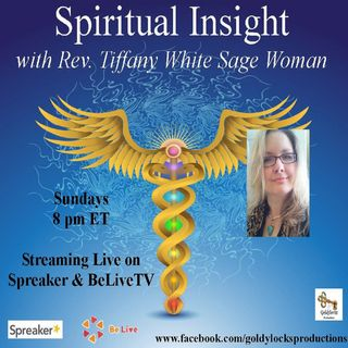 Spiritual Insight Show ~ Special Guest: Carolan Carey ~ 30June2019