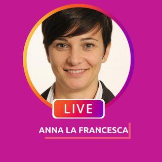 Anna La Francesca - #SheTechBreakfast marathon