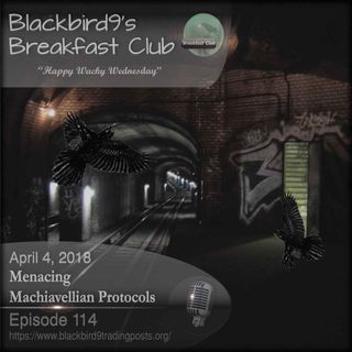 Menacing Machiavellian Protocols - Blackbird9 Podcast