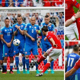 EuroNews - Galles-Slovacchia