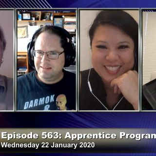 FLOSS Weekly 563: Apprentice Program
