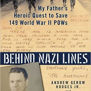 Andrew Hodges Behind Nazi Lines
