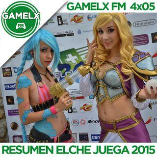 GAMELX FM 4x05 - Repaso Elche Juega 2015