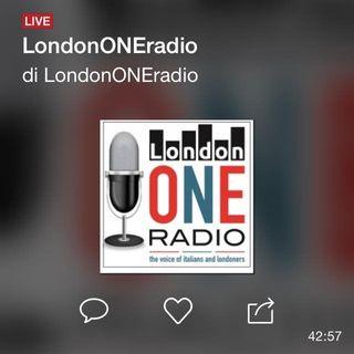 LondonONEradio diretta 20/08/2015 con il festival Fringe e musica