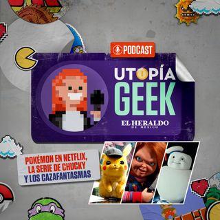 Pokemón, Chucky y Los Cazafantasmas: Estrenos que llegan a la pantalla | Utopía Geek: Videojuegos y cómics