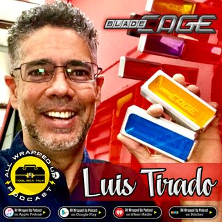 TBT with Luis Tirado from BladeCage