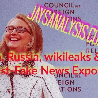 Syria, Assassinations,  Wikileaks & the West: The Big Plan Exposed - JaysAnalysis (Half)