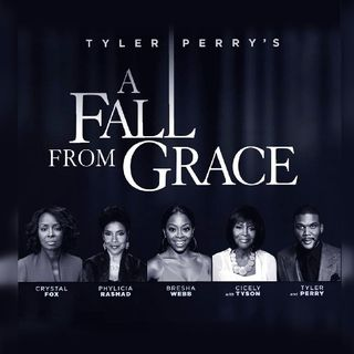 Binge & Rewind | Tyler Perry's | A Fall From Grace Review