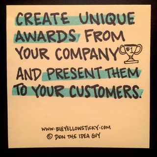 Customer Awards : BYS 057