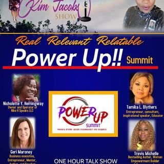 Power Up! Meet Some Power Up Summit Speakers