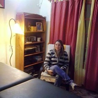 Patricia Ybalo sobre Reiki