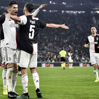 Campionato, la Juventus si ritrova e passa a Bologna. Milan scatenato, Fiorentina viola di rabbia