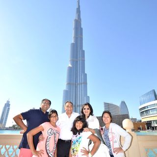 Book Your Burj Khalifa Trips In Christmas