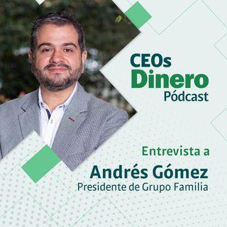 Andrés Gómez, gerente general del Grupo Familia, dice que la pandemia fue una oportunidad para reconfigurarse como compañía