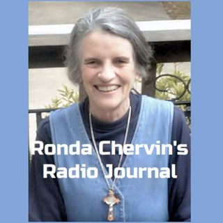 Episode 18: Ronda Chervin talks about her book Holding Hands with God (June 9, 2020)