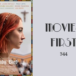 344: Lady Bird - Movies First with Alex First