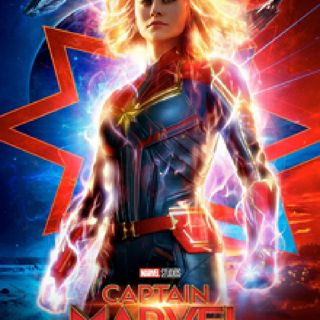 Captain Marvel Multiple Universes and the MCU. Episode 109 - Dark Skies News And information