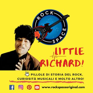 Storia del Rock: Little Richard - Una Vita Miracolosa 🙏