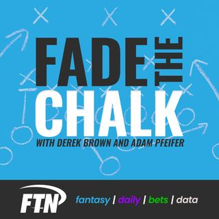 Fade the Chalk - Ep87 - Wild Card DFS Game By Game Breakdown