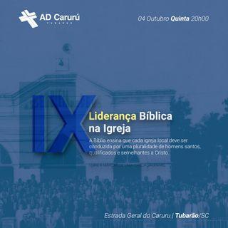 9 Marcas - IX Liderança Bíblia na Igreja | AD CARURU