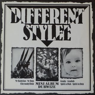 Different Stylee - Dubwize 1986 & Various